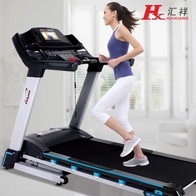 汇祥跑步机Ishine8家用静音电动跑步机彩屏wifi上网健身器材